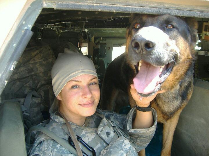Lackland Afb War Dogs Adoption