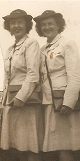 Mother & Aunt 1945