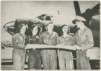 On  Nov. 16, 1942, Cochran established the Women's Flying Training Detachment (WFTD) at Howard Hughes Airport in Houston, Texas, with an initial class of 25 women who were required to have 200 hours flying time and a commercial license. The mission of the WFTD was to perform whatever flight duties the Army Air Corps required within the United States.